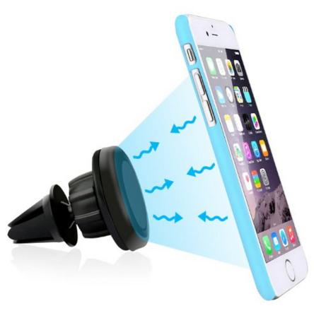 Etekcity 360° Magnetic Air Vent Universal Car Mount Holder