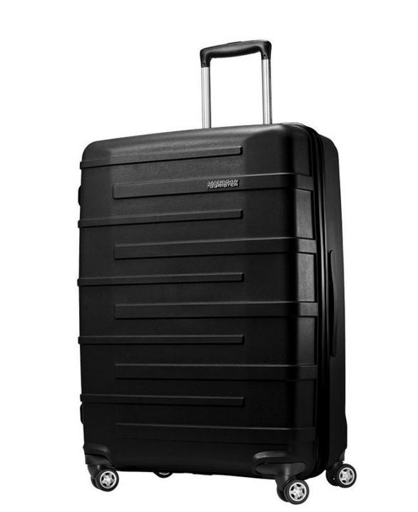 $53.99 American Tourister AT Polypropylene Hardside Spinner 20