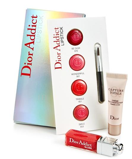 Receive a Complimentary 3-Pc. Gift with $75 Dior beauty purchase @ macys.com