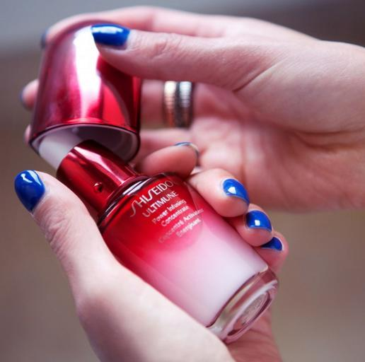 ULTIMUNE Power Infusing Concentrate @ Shiseido
