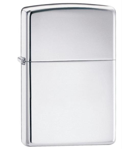 Zippo Chrome Pocket Lighter