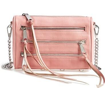 Rebecca Minkoff 'Mini 5 Zip' Convertible Crossbody Bag @ Nordstrom