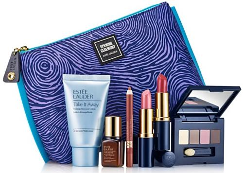 Free 7-Piece Gift with Any Estee Lauder Purchase of $35 @ Bloomingdales