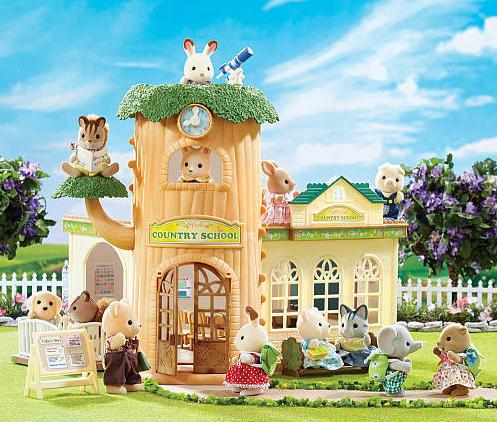 $29.99 Calico Critters Country Tree School
