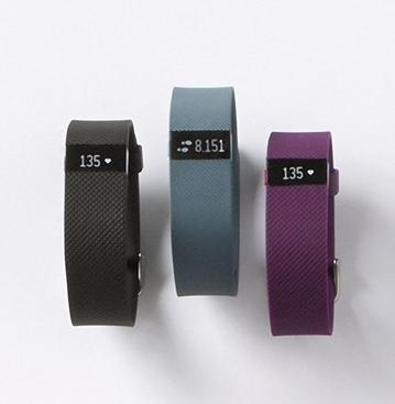 Fitbit 'Charge HR' Wireless Activity & Heart Rate Tracker @ Nordstrom