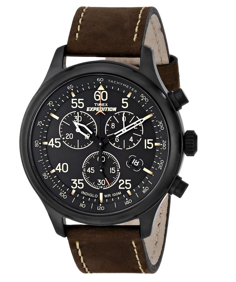 Timex Men's T499059J Expedition Field Chronograph Watch