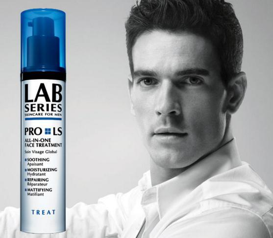 2 Deluxe Samples + Free Shipping with Any Purchase over $50 @ Lab Series For Men