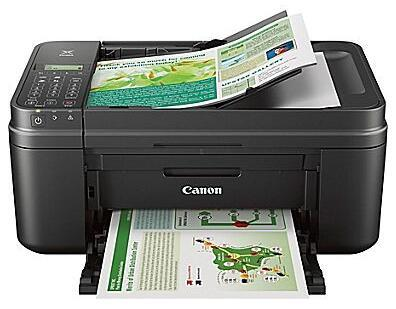 Canon PIXMA MX492 Wireless All-in-One Inkjet Printer Black