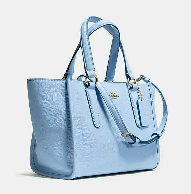 From $350 + Up to 30% Off Crosby Carryall Handbags On Sale @ Coach