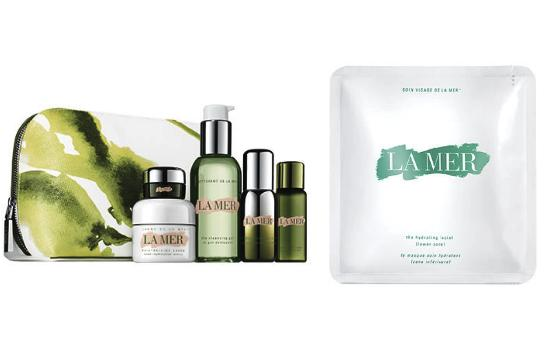$100 off with The Rejuvenating Collection & The Hydrating Facial Purchase + Genaissance de la Mer and Crème de la Mer Deluxe Sample @ La Mer