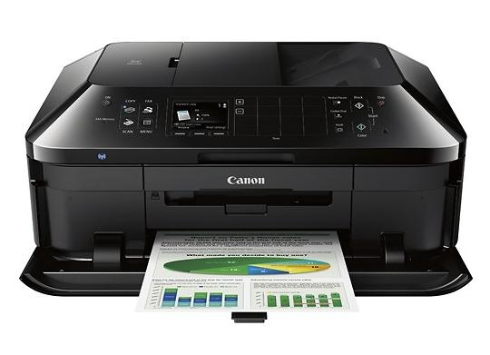 $69 Canon PIXMA MX922 Wireless Inkjet Office All-In-One Printer