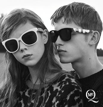2 for $75 with McQ Sunglasses Purchase @ SOLSTICEsunglasses.com