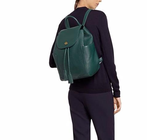 FRANCES FLAP BACKPACK @ Tory Burch