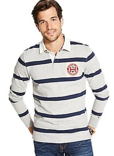 50% Off Men's Polo Shirts Cyber Monday Sale @ Tommy Hilfiger