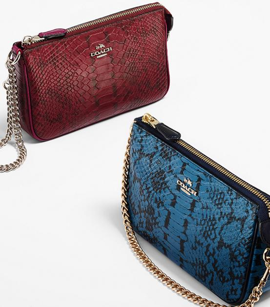 From $47 + Up to 30% Off Wristlets On Sale @ Coach