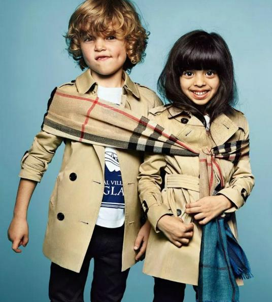 $50 Off $200 with Regular-priced Burberry Kids Purchase @ Neiman Marcus
