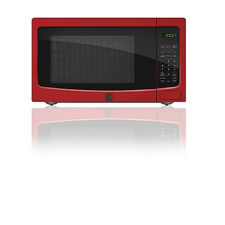 Kenmore 1.1 cu. ft. Countertop Microwave Oven - Red