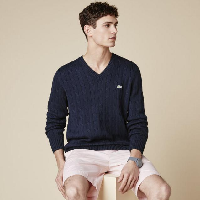 Extra 20% Off Lacoste Men's Clothing Collection