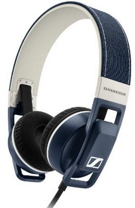 Sennheiser Urbanite On-Ear Headphones - Black iOS version