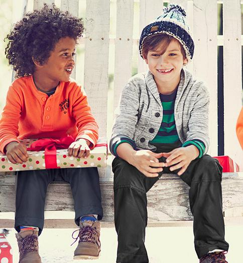 50% Off + 25% Off $40 Cyber Monday Sale @ OshKosh BGosh