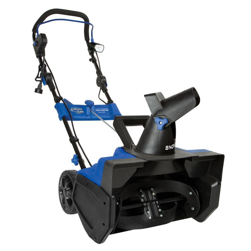Snow Joe 18 in. 14.5 Amp Electric Snow Blower with Light