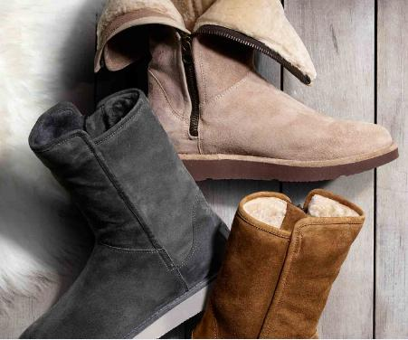 20% Off + Free Overnight Shipping Classic Luxe Collection @ UGG Australia