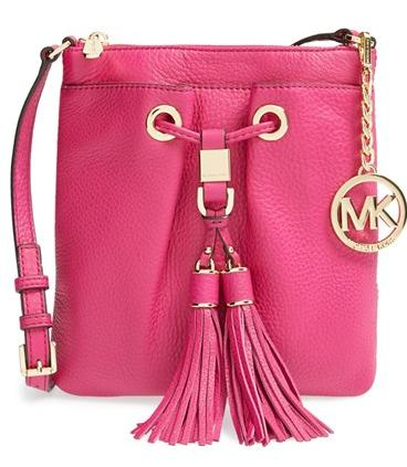 $74.23 MICHAEL Michael Kors 'Camden Drews' Crossbody Bag