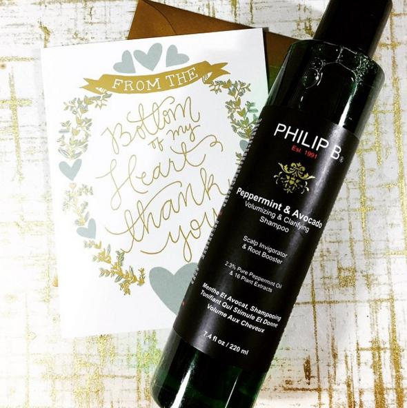 25% OFF Philip B Hair Products @ SkinStore.com