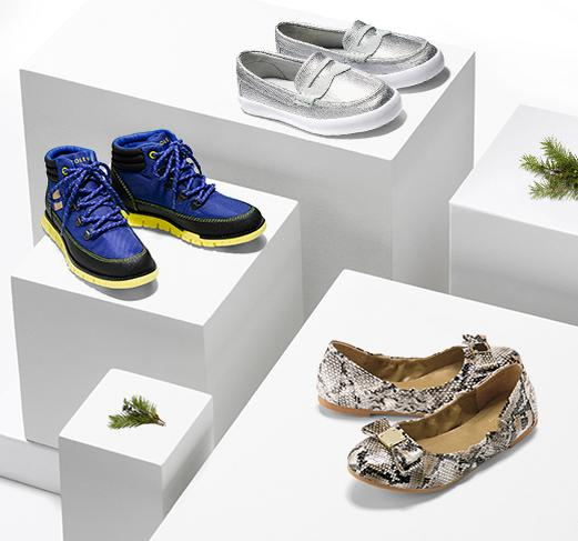 40% Off Children Shoes Sale @ Cole Haan