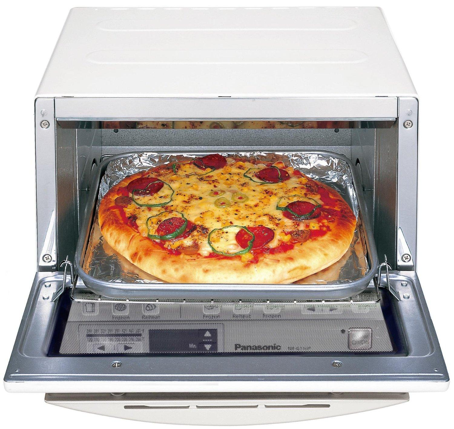 $73.99 Panasonic Toaster Oven with Double Infrared Heating