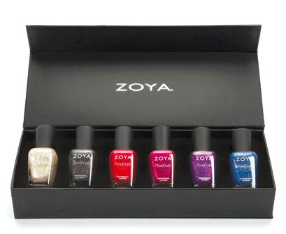 $30+ Free Shipping 6 Piece Dream Box ($54 Value) @ Zoya
