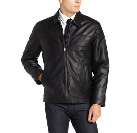 Deal Of The Day 75% Or More Off Men's Winter  Leather & Faux Leather Coats & Jackets@amazon