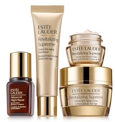 $30 Estée Lauder Get Started Now Global Anti-Aging Set @ Macy's