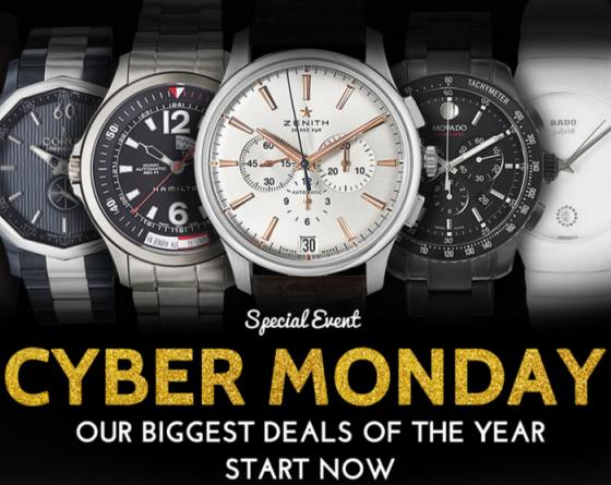 Live Now! Up to 90% Off + Free Shipping Cyber Monday Special Event @ Ashford