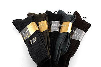 Extra 20% OffSelect GoldToe Socks @ Boscovs