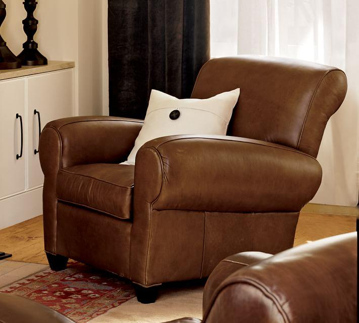 20% Off Select Leather and Sofas Sectionals @ Pottery Barn