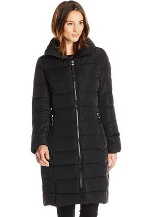 Calvin Klein Women's Long Down Coat