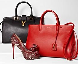 Up to 80% Off +Extra 20% Off Cyber Monday! Saint Laurent, Valentino, Chloe & More Designer Handbags & Shoes On Sale @ MYHABIT