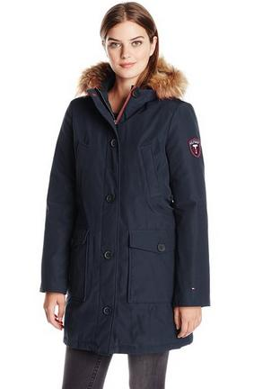 75% Off + Extra 30% off Tommy Hilfiger Women Coats @ Amazon