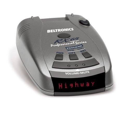 Beltronics - RX65 Red Pro Series Radar/Laser Detector