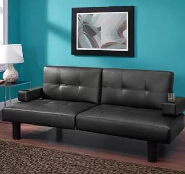 Mainstays Connectrix Futon, Multiple Colors