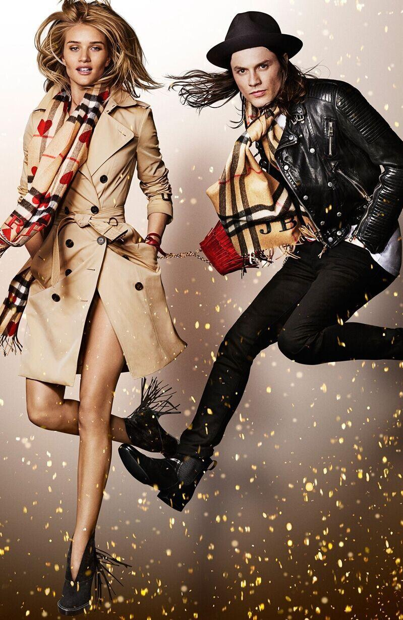 From $99 + Free Shipping Burberry Accessories & Apparel On Sale @ Gilt