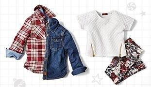 Up to 50% Off + Extra 20% Off 7 FOR ALL MANKIND FOR KID @ MYHABIT