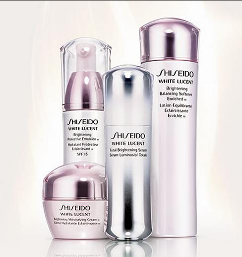 20% Off + Deluxe sample ($22 value) White Lucent Skin Collection @ Shiseido