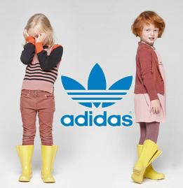 Up to 60% Off + Extra 15% Off Select Adidas Kids' Apparel, Shoes and Accessories Sale @ 6PM.com