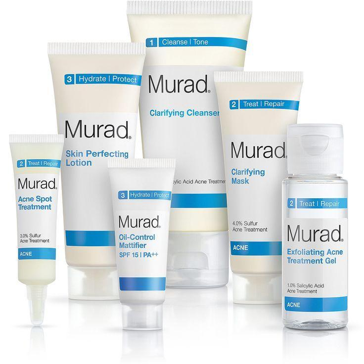 Enjoy 25% OFF + FREE Shipping on all orders @ Murad.com