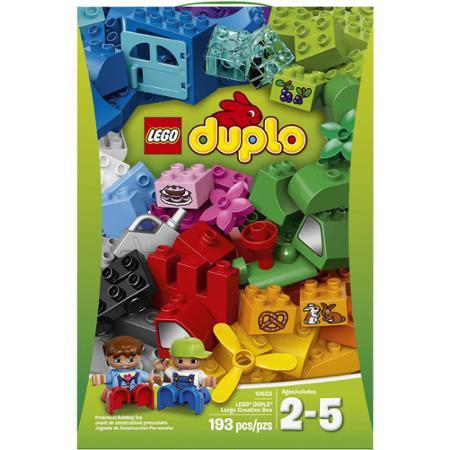 $45 LEGO DUPLO My First LEGO DUPLO Large Creative Box, 10622