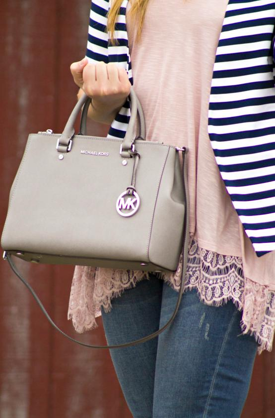 25% Off Sutton Leather Satchel Sale @ Michael Kors