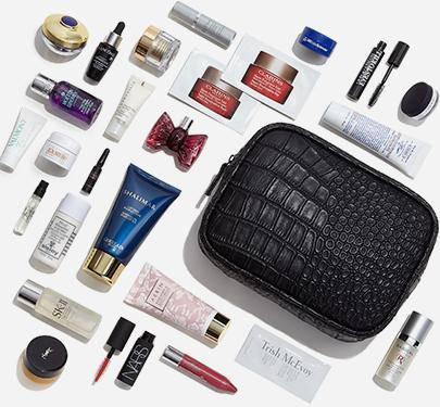 Cyber Monday Beauty Exclusive!  Luxury Gift Set with any $225 Beauty purchase @ Saks Fifth Avenue