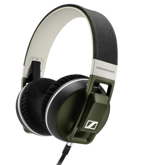 Sennheiser Urbanite XL Over-Ear Headphones - Olive